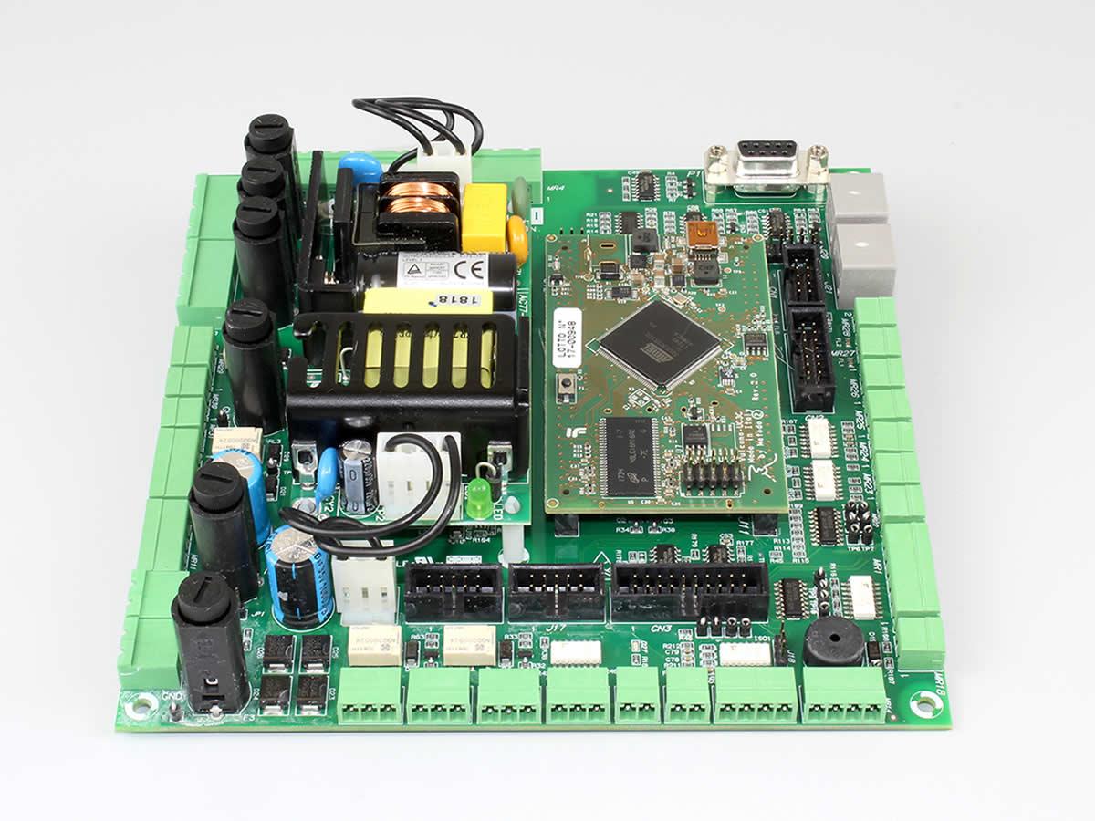 Amel control logic board
