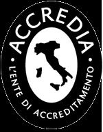 Amel verified by Accredia